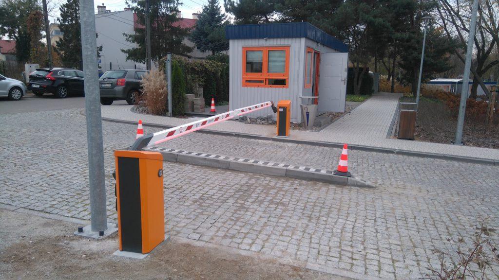 szlaban magnetic access L-1