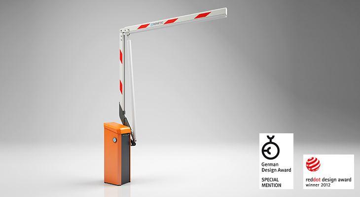 szlaban magnetic parking PRO