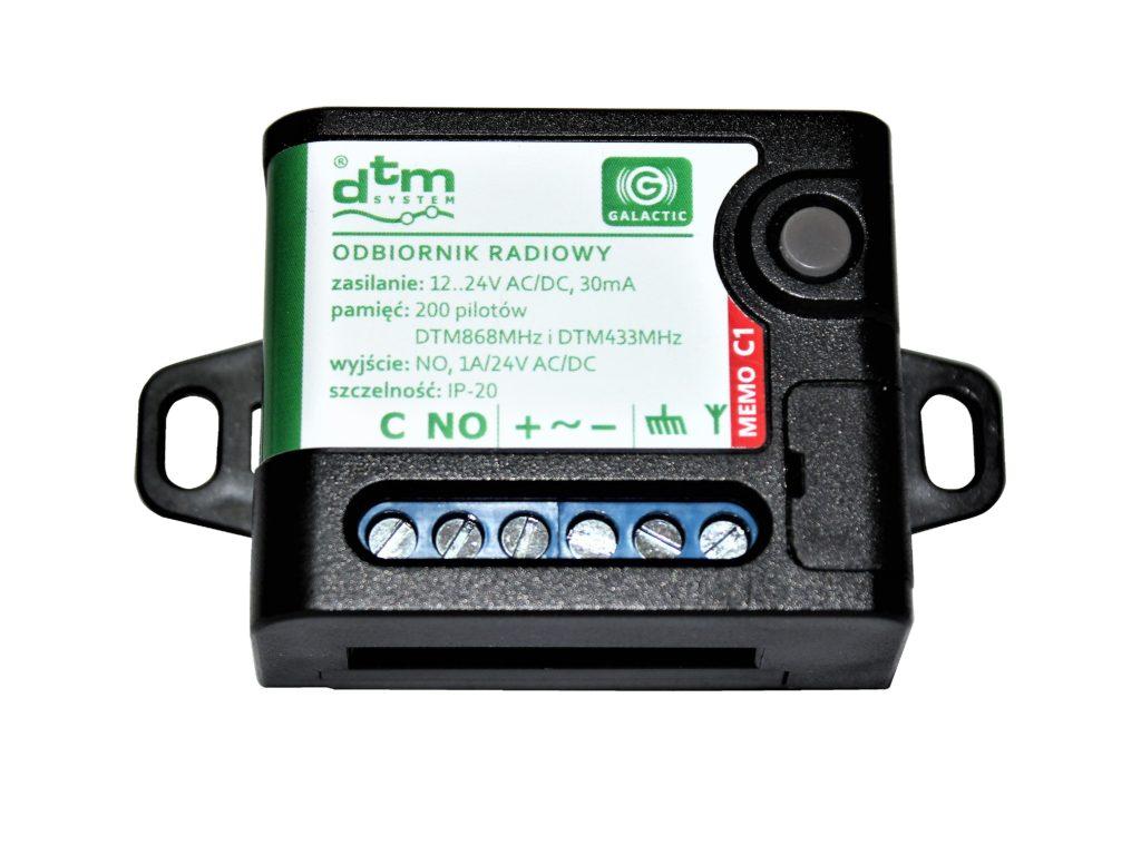 odbiornik radiowy dtm nano2 DUO